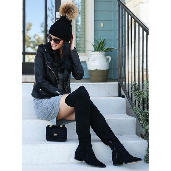 282f4417146 NEW Splendid Ruby Over the Knee suede Boot - 6.5